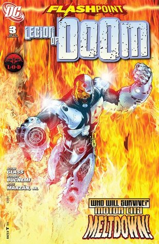 Flashpoint: Legion of Doom #3