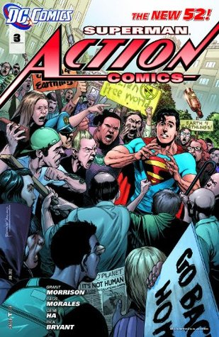 Superman – Action Comics (2011-2016) #3