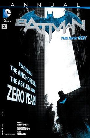 Batman (2011-2016) Annual #2