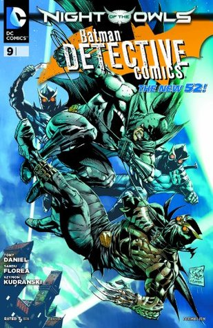 Batman Detective Comics #9