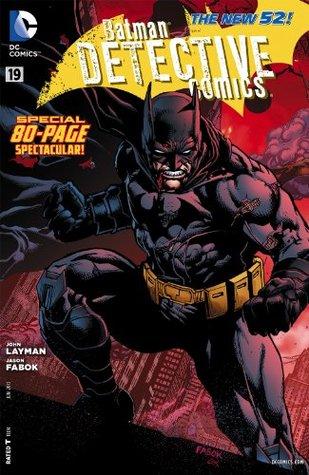 Batman Detective Comics #19