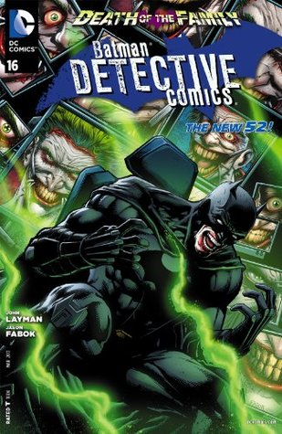 Batman Detective Comics #16