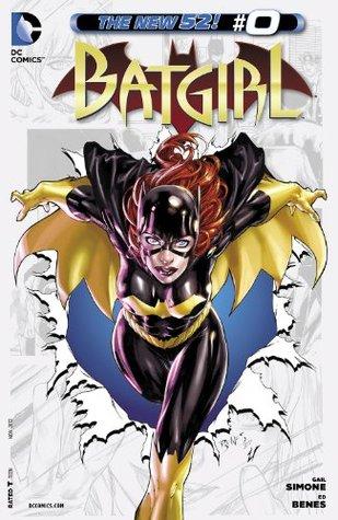 Batgirl #0 (The New 52 Batgirl, #0)