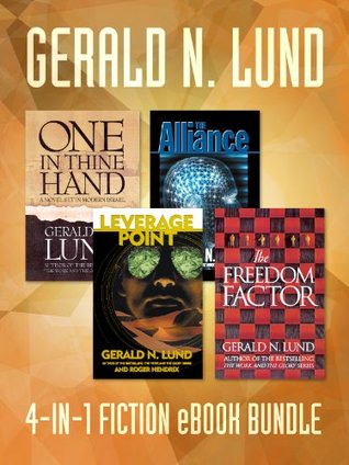 Gerald N. Lund 4-in-1 Fiction eBook Bundle