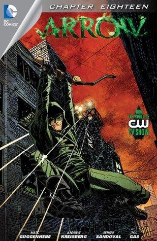 Arrow (2012- ) #18