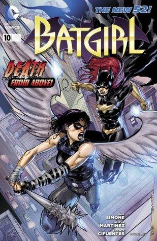 Batgirl #10 (The New 52 Batgirl, #10)