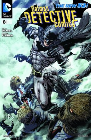 Batman Detective Comics #8
