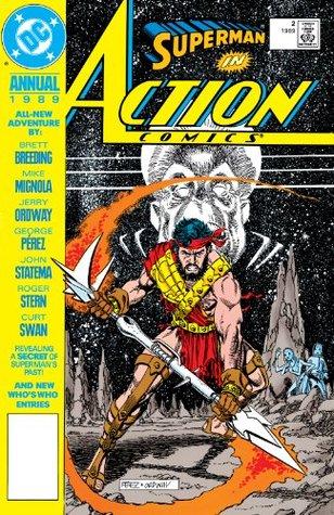 Action Comics (1938-2011) Annual #2