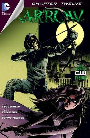 Arrow (2012- ) #12