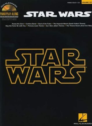 Star Wars - Piano Play-Along Volume 127 (Book/CD)