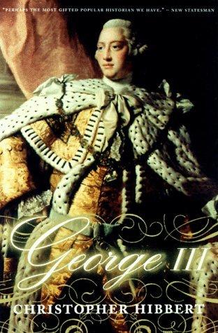 George III by Christopher Hibbert