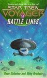 Battle Lines (Star Trek Voyager, #18)
