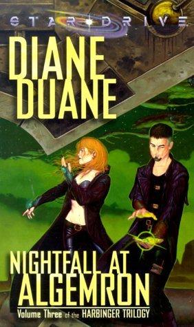 Nightfall at Algemron by Diane Duane