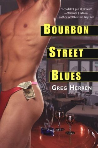 Bourbon Street Blues (Scotty Bradley, #1)