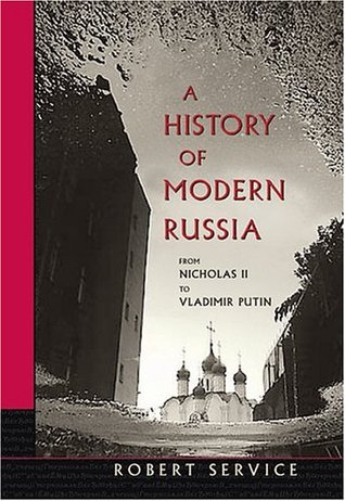 A history of modern russia from nicholas ii to vladimir putin by 113224 fandeluxe Image collections