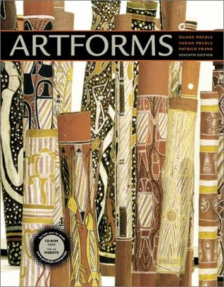Artforms an introduction to the visual arts by duane preble 1258261 fandeluxe Gallery