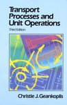 Transport Processes and Unit Operations