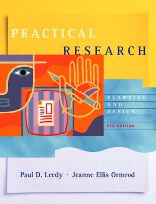 Practical research planning and design by paul d leedy practical research planning and design fandeluxe Images