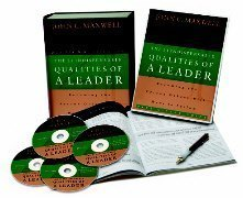 Learning the 21 Indispensable Qualities of a Leader DVD Training Curriculum