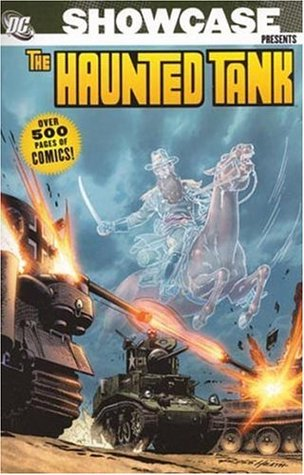 Showcase presents the haunted tank vol 1 by robert kanigher 89701 publicscrutiny Choice Image