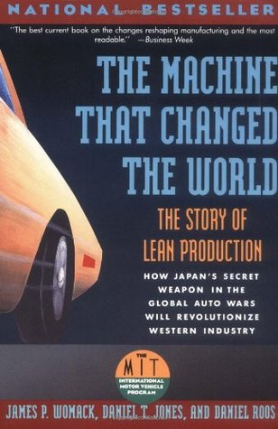 Machine That Changed the World by James P. Womack