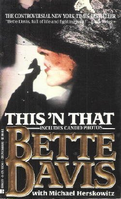 This 'n That by Bette Davis