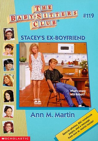 Stacey's Ex-Boyfriend (The Baby-Sitters Club, #119)