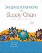 Designing & Managing the Supply Chain by David Simchi-Levi