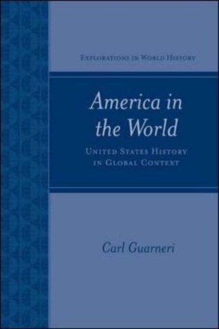America in the World by Carl Guarneri