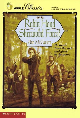 Robin Hood of Sherwood Forest by Ann McGovern