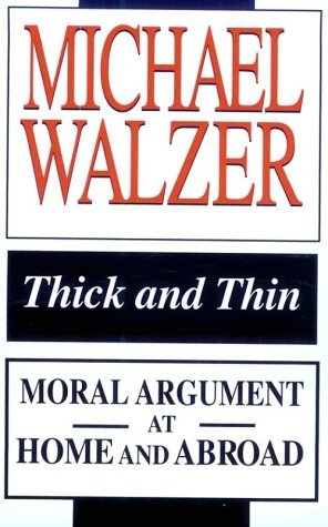 what book did michael walzer write