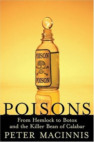 Poisons by Peter Macinnis