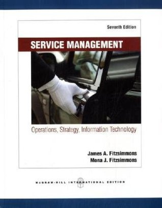 Service management operations strategy information technology by service management operations strategy information technology other editions fandeluxe Gallery