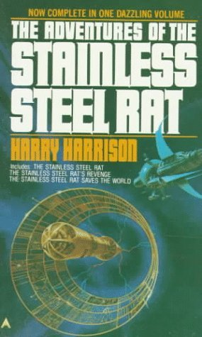 The Adventures of the Stainless Steel Ra...