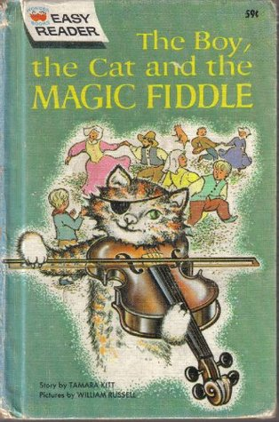 The Boy, the Cat and the Magic Fiddle