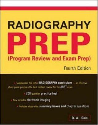 Radiography PREP: Program Review and Exam Prep