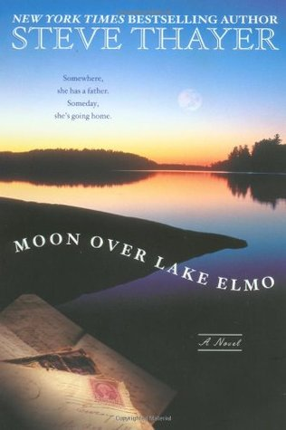 The Moon Over Lake Elmo