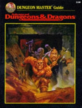 dungeon master s guide by david zeb cook rh goodreads com ad&d 2nd edition dungeon master's guide 2nd edition dungeon master's guide