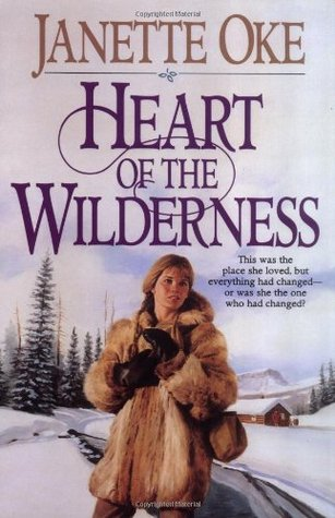 Heart of the Wilderness (Women of the West, #8)