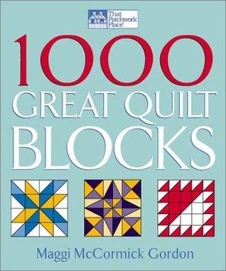 1000 Great Quilt Blocks Ebook para descarga gratuita gk