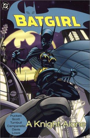 Batgirl, Vol. 2: A Knight Alone