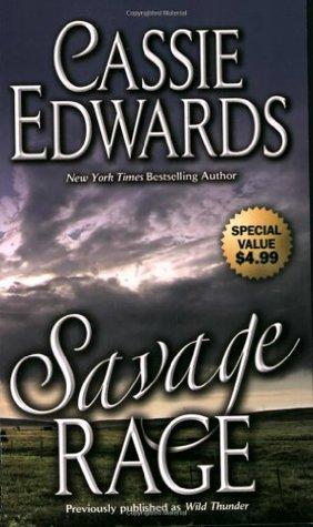 Savage Rage by Cassie Edwards