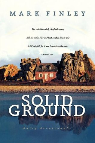 Solid ground daily devotional for adults by mark a finley 620854 fandeluxe Choice Image