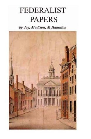Federalist Papers by John Jay