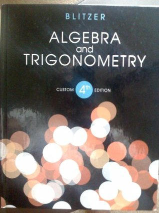 Algebra and trigonometry by robert blitzer 19664982 fandeluxe Choice Image