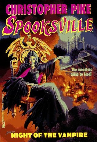 Night of the Vampire by Christopher Pike