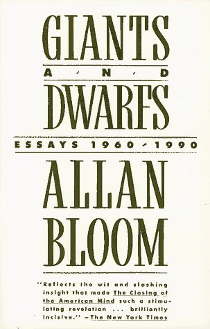 Giants and Dwarfs: Essays, 1960-1990