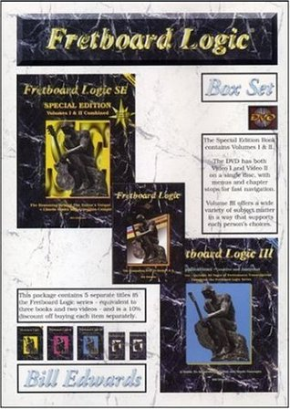 Fretboard Logic Box Set (3 Volumes and 2 Videos Combined in Two Books and One DVD Disc)