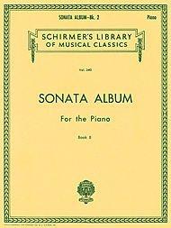Sonata Album for the Piano - Book 2: Piano Solo