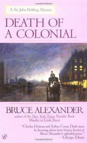 Death of a Colonial (Sir John Fielding, #6)